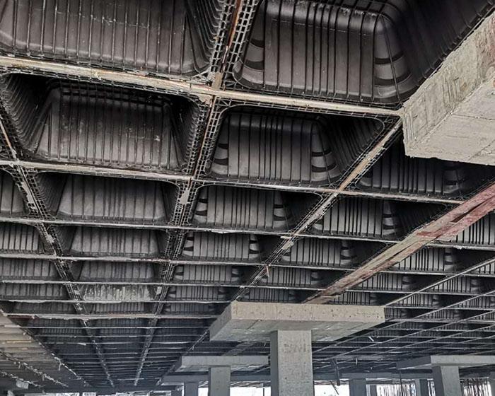 建筑塑料模壳